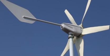 Small Wind Solar Hybrid System