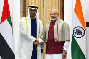 UAE signs an agreement with India on Renewable Energy Cooperation