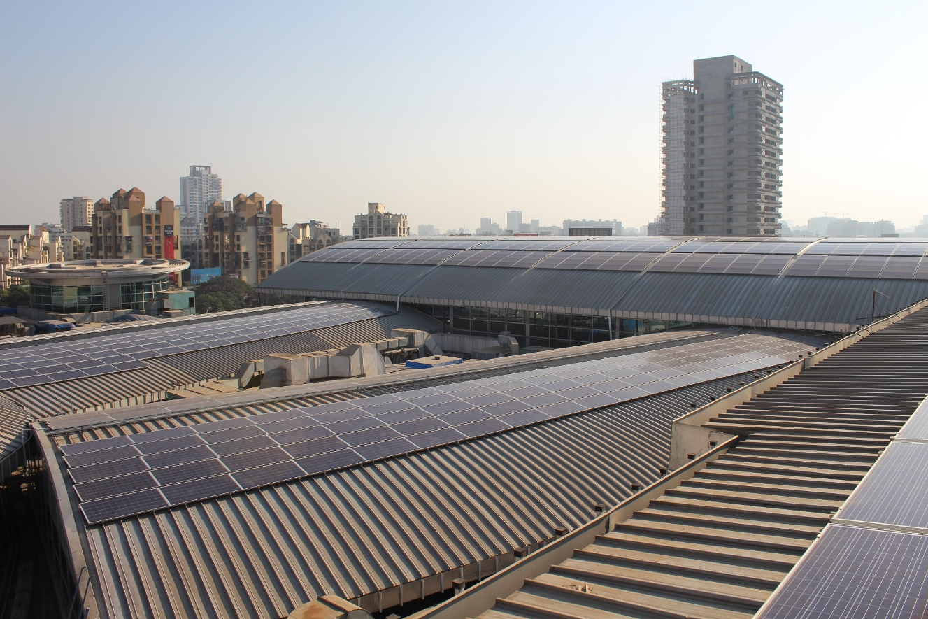 Viviana Mall becomes India's first mall to have largest Solar Power plant installed at a single site