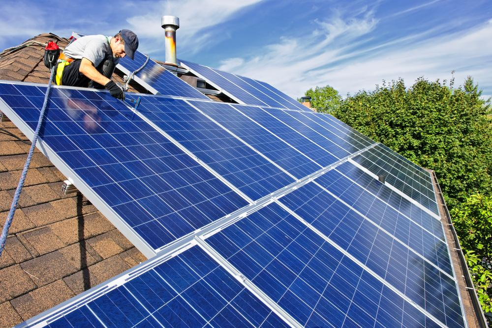President's Estate to Generate 670 KW Solar Energy through rooftop Solar Panels