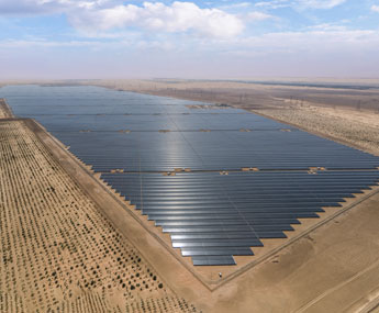 Sterling and Wilson Solar Limited starts its first Solar Project in Oman